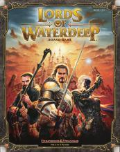 Lords of Waterdeep box art