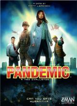 Pandemic box art