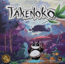 Takenoko box art